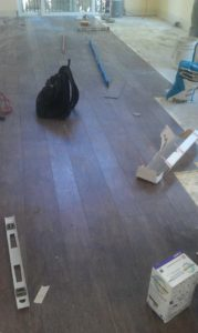 Tile and Marple Design flooring
