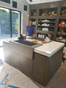 Tile and Marple Design store remodeling